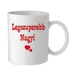 """""""Legszuperebb Nagyi"""" Bögre"""