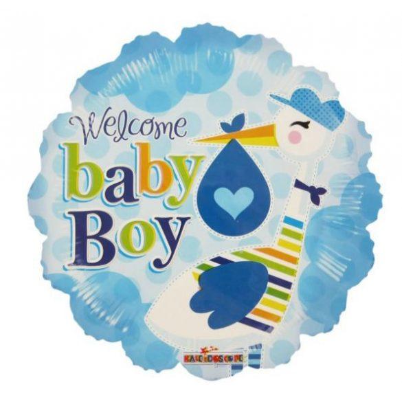 Welcome Baby Boy Fólia Lufi