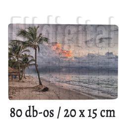 Fényképes Puzzle ( 20x15 cm)