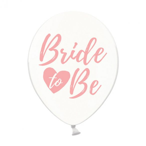 Bride to Be Latex Lufi