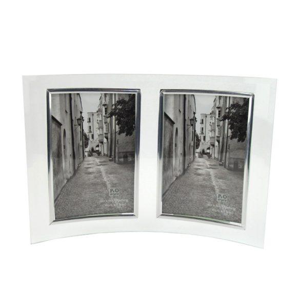 Álló Hajlított Üveg (2 db-os)