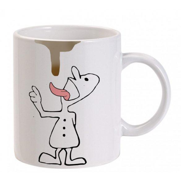Vicces Kávés Bögre 001